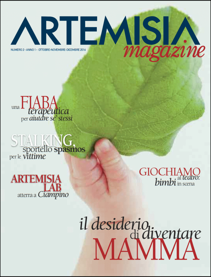(A.Lab) Artemisia Magazine, numero 2
