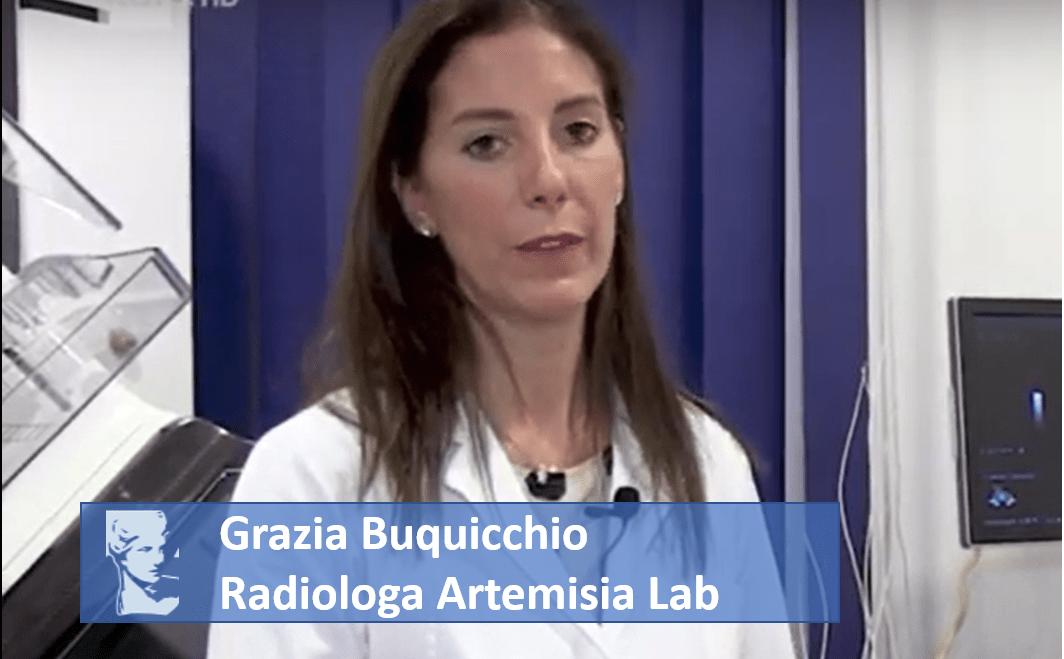 Grazia Buquicchio RAI 1
