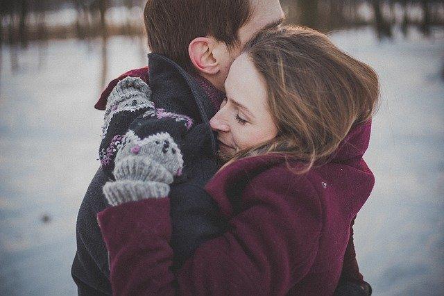 abbracci ossitocina