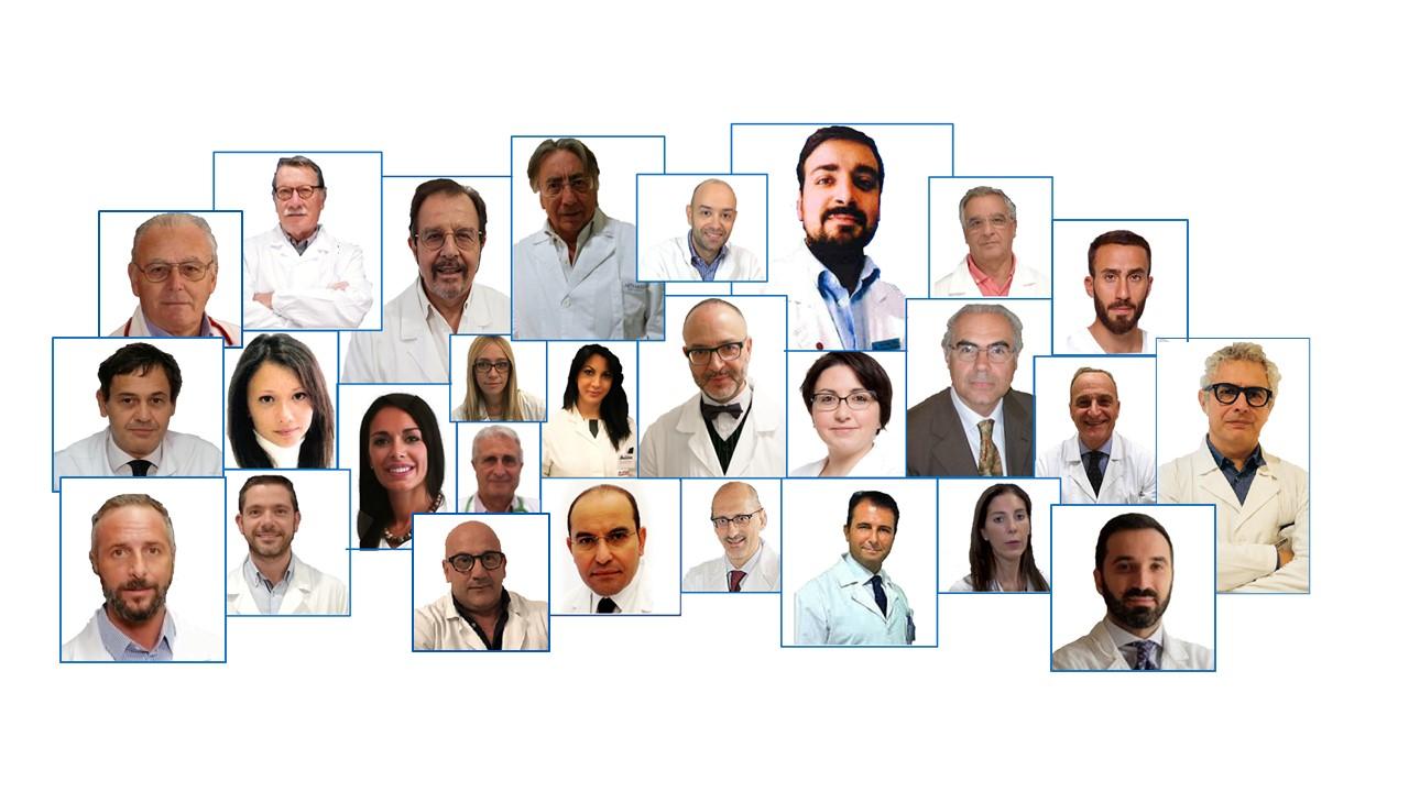 gruppo medici
